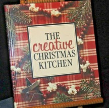 The Creative Christmas Kitchen Hardcover Book AA20-7235 Vintage