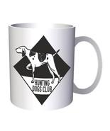 Hunting Dogs Club Design in Black 11oz Mug w824 - $10.83