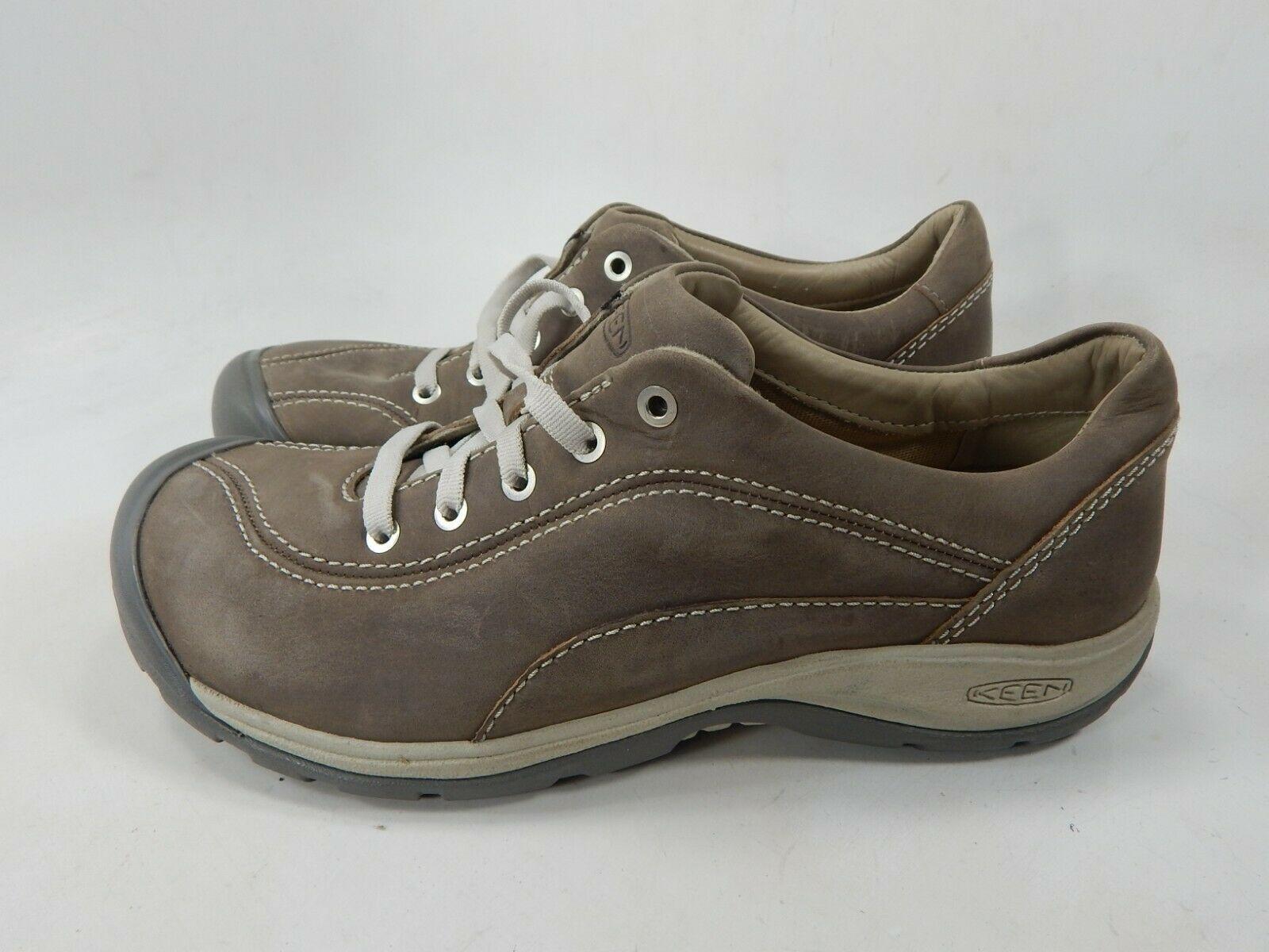 Keen Presidio II Misura 7 M (B) Eu 37.5 Donna Casual Oxford Shoes Paloma 1018316 image 4