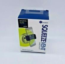 Bracketron SQUEEZEVENT Dash/Window CELL PHONE CAR CLAMP MOUNT Black BB1-... - $6.92