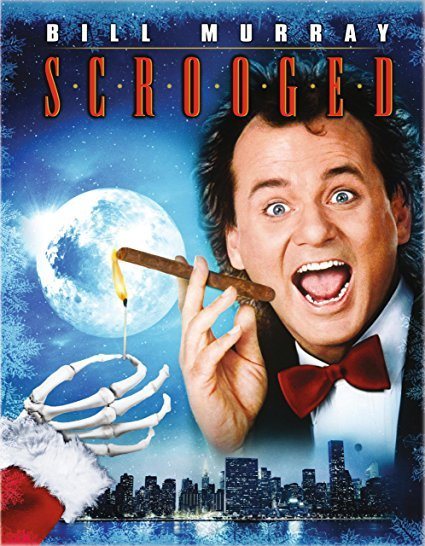 Scrooged [Blu-ray] (2013)