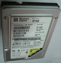 Rare WD WD101AA 10GB 3.5IN IDE Drive Tested Good Free USA Ship Our Drive... - $24.95