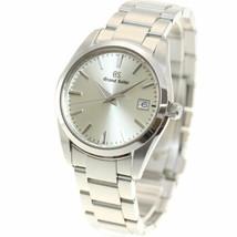 Grand Seiko SBGX263 Caliber 9F62 Quartz Men's Watch Date Calendar White Dial F/S - $1,770.12