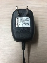 Ktec AC Power Supply Adapter Adaptor Charger 6V 100mA               F2