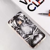 Cover Huawei P20 Design Tigre Mordiba e Sottile HQ Quality - $5.51