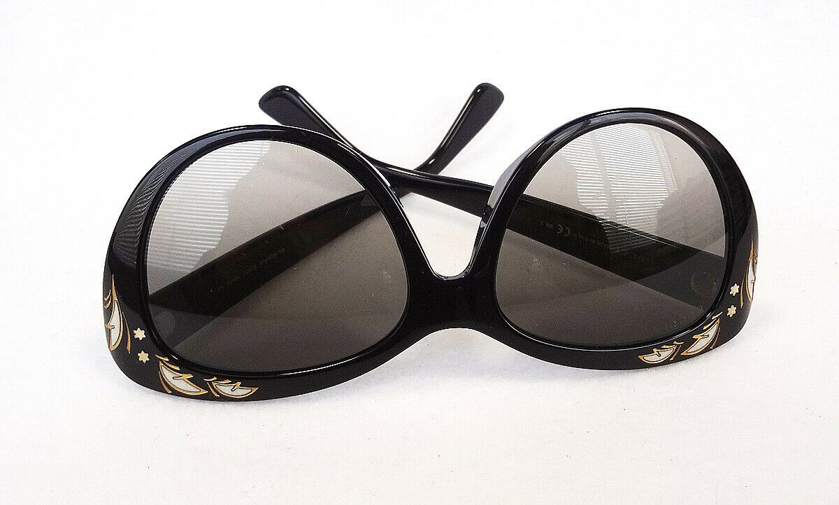 GUCCI Women's Sunglasses GG3828/F/S 807 Black 55-17-145 MADE IN ITALY - New!