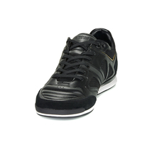 Hugo Boss Men's Premium Sport Leather Sneakers Shoes Saturn Lowp Strf image 4