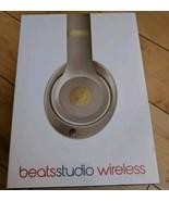 BRAND NEW Sealed | Beats Studio Wireless Over-Ear Headphones(GOLD) - $327.24