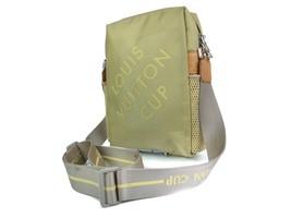 Auth Louis Vuitton Damier Geant Weatherly Cross-Body Shoulder Bag LS17059L - $359.00
