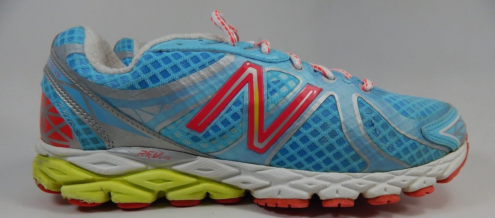 New Balance 870 v3 Size US 8 M (B) EU 39 Women's Running Shoes Blue Pink W870BS3