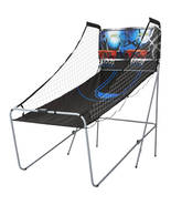 New 2-Player Arcade Indoor Basketball Game 3 Point Shot Electronic Score... - $100.00