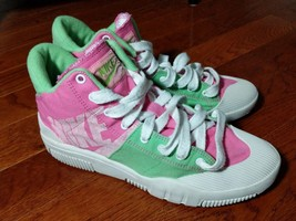 NIKE Outbreak Canvas High Top Sneakers Womens Shoes 318635-611 Size 11 C... - $39.59