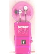 iessentials Sweet Sounds  IESSPK Stereo Headphones Pink - $11.50