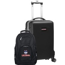 Connecticut Huskies Deluxe 2-Piece Backpack and Carry on Set - $332.12