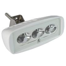 Lumitec CapreraLT - LED Flood Light - White Finish - White Non-Dimming - $99.99