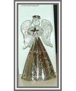 Lenox Christmas Holiday Silver Angel with Star Ornament  New in Box - $18.32