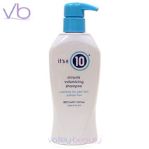 IT'S A 10 (Miracle, Volumizing, Shampoo, 10oz,  Sulfate FREE, Thickening) - $21.47