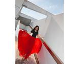 Red chiffon skirt 8 thumb155 crop