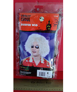 Fashion Holiday Head Accessory OSFM Surfer Wig Halloween Costume Prop Be... - $7.97
