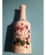 """PORTMEIRION Botanic Garden OIL CRUET """"Cyclamen Repandum"""" - FREE SHIPPING - $15.00"""