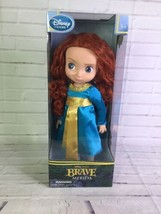 "Disney Store Animators Collection Merida from Brave 16"" Doll Toy 1st Edi... - $71.53"