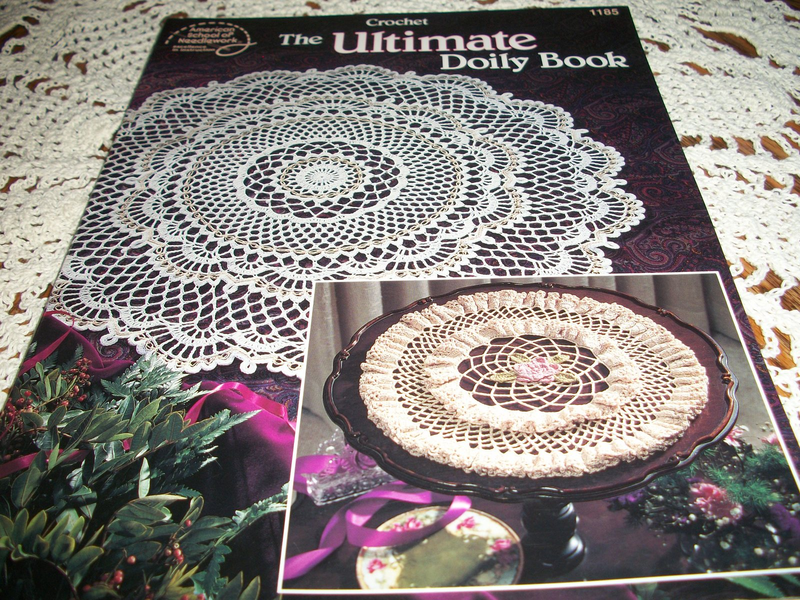 Primary image for Crochet: The Ultimate Doily Book 1185