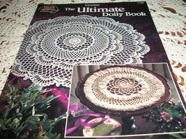 Crochet: The Ultimate Doily Book 1185 - $20.00