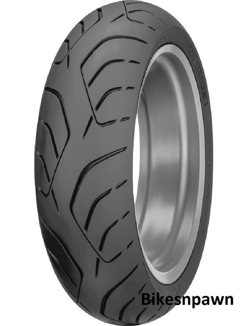 New 180/55ZR17 Dunlop Roadsmart III Rear High Mileage Sport Touring Tire 73W TL