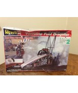 NEW Vintage REVELL Valvoline Fuel Dragster1:25 Model kit #7422 Factory S... - $24.95