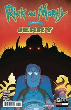 RICK AND MORTY PRESENTS JERRY #1 COVERS A + B EST REL DATE 03/13/2019 - $9.99