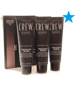 American Crew Precision Blend 5 Minute Gray Hair Color MEDIUM NATURAL 3 ... - $19.44