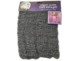 Greenbrier International Black Creepy Cloth, Perfect for Halloween #154008