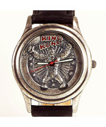 King Kong Fossil 3D Look Dial Highly Collectible LTD Leather Watch XX/15... - $68.16
