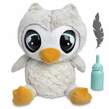 FAO Schwarz Hooty Who Hoots the Interactive Animated Talking Owl Plush T... - $61.87