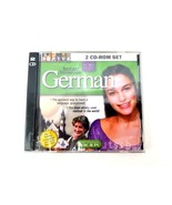 Instant Immersion German The Euro Method 2 CD-ROM set Talk German Now! New - $11.29