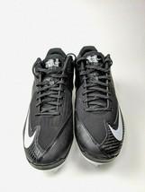 Nike Air MVP Pro Metal 2 Men's Baseball Cleats Black 11.5 13 - $32.95