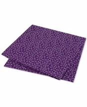 Tommy Hilfiger Men's Micro Floral Pocket Square (Purple) - $24.79