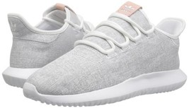 adidas Originals Womens Tubular Shadow Running Shoe White/Grey/White BY9735 - $81.16