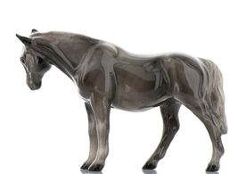 Hagen Renaker Miniature Horse Morgan Mare Ceramic Figurine Boxed image 5