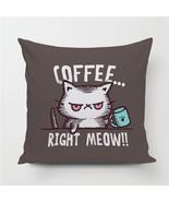 Caffeine Cat Pillow - ₨969.55 INR+
