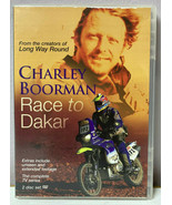 Race to Dakar - Charley Boorman - The Complete TV Series 2006 2 DVD Set - $19.99