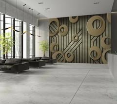 3D Circular Format G T12 Business Wallpaper Wall Mural Self-adhesive Com... - $13.67+