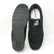New Balance Nb 373 WL373KSP Negro Plata Visón Mujer Talla 8 Eur 39 UK 6 Running image 9