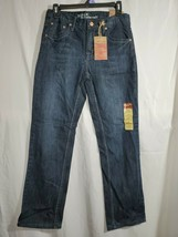 Bailey's PT Boys Denim Jeans Size 14 casual pants straight fit medium wa... - $20.00