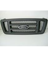Ford F150 2004 05 06 07 08 Front Black Textured Grille OEM 5L348200KBW - $88.15