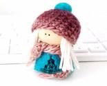 Pocket doll, Mini doll, Tiny doll, BFF doll, Comfort doll, Little doll, Peg doll