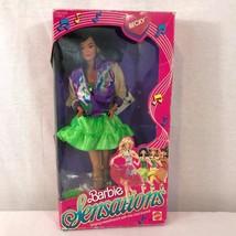 Vintage 1987 Mattel Barbie Sensations Becky dol... - $13.01