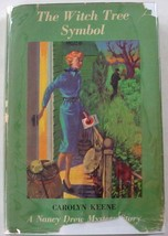 Nancy Drew The Witch Tree Symbol hcdj Cameo edition bce Polly Bolian art... - $18.00