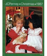 1987 PENNEYS WISH BOOK FOR CHRISTMAS '87 CATALOG  - $42.08