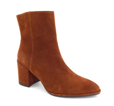 New STUART WEITZMAN Size 6 NOTAZZIE Amaretto Brown High Ankle Boots - $289.00